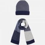 Комплект шапка с шал Mayoral